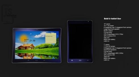 Hold JS tablet concept 9