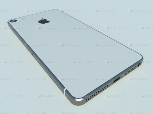 IPhone 6S render 6