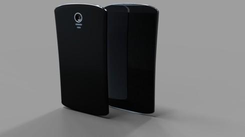 Jermaine Smit smartphone concept 3