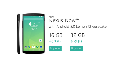 Nexus Now concept
