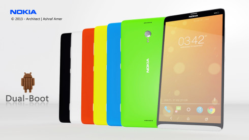 Nokia dual boot Android Windows Phone 2