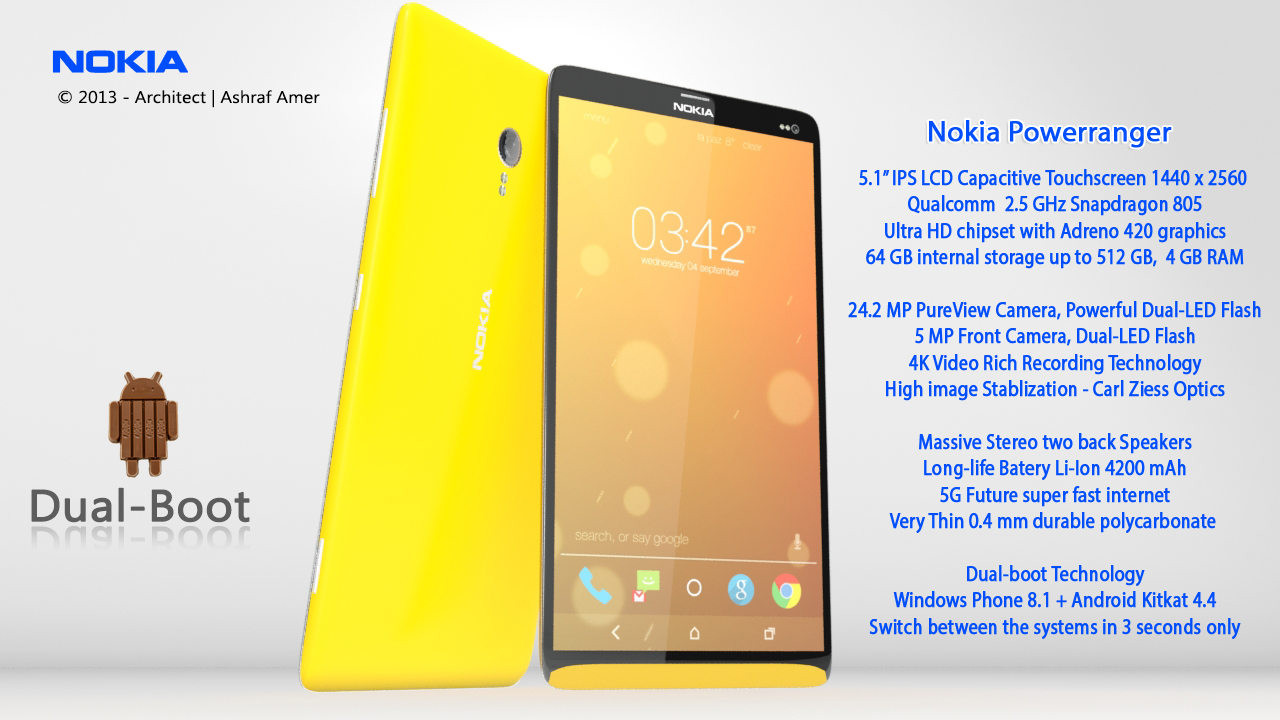 Nokia smartphones with Android or Windows phone 7?