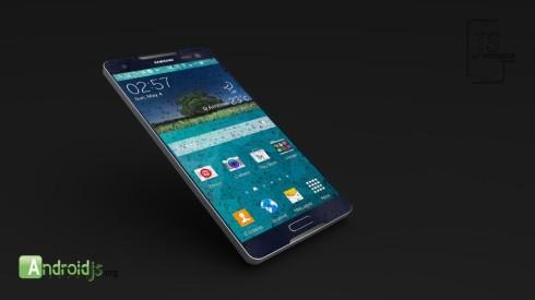 Samsung Galaxy S6 Jermaine concept 1
