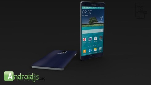 Samsung Galaxy S6 Jermaine concept 2