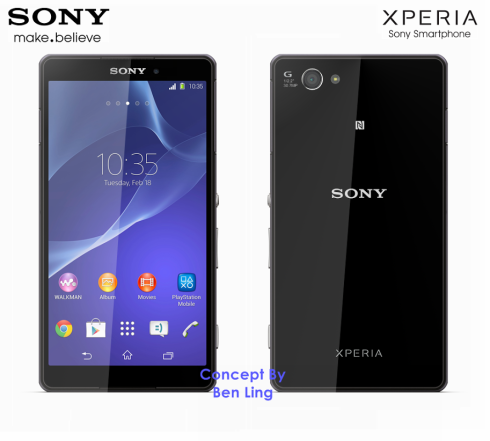Sony Xperia Z3 Ben Ling
