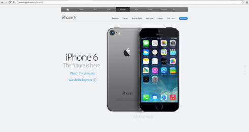 iPhone 6 Arthur Reis 2