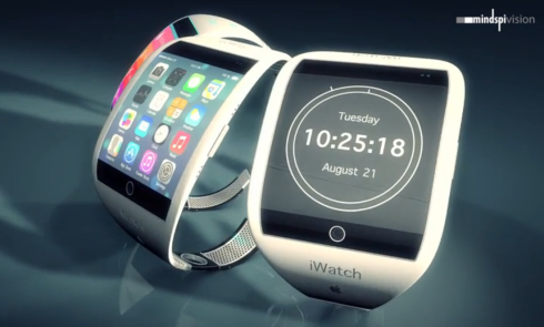 iWatch Goliath concept 1