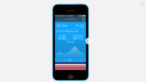 ios 8 healthbook concept 4