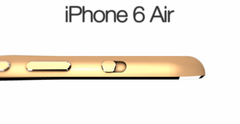 iphone air 4