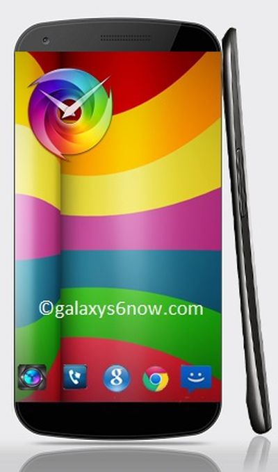 samsung galaxy s6 concept new