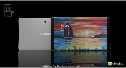 Samsung Tab Flex tablet 1