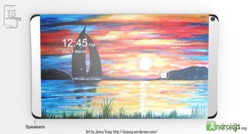 Samsung Tab Flex tablet 3