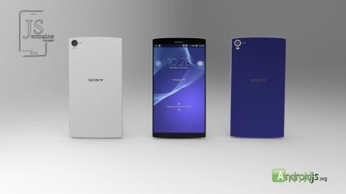 Sony Xperia Z3 Jermaine Smit 1