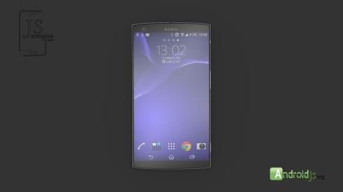 Sony Xperia Z3 Jermaine Smit 2