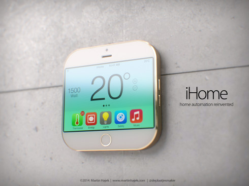 apple ihome concept 1