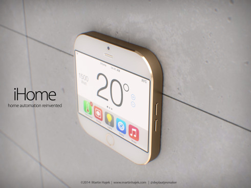 apple ihome concept 2