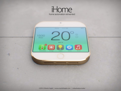 apple ihome concept 3