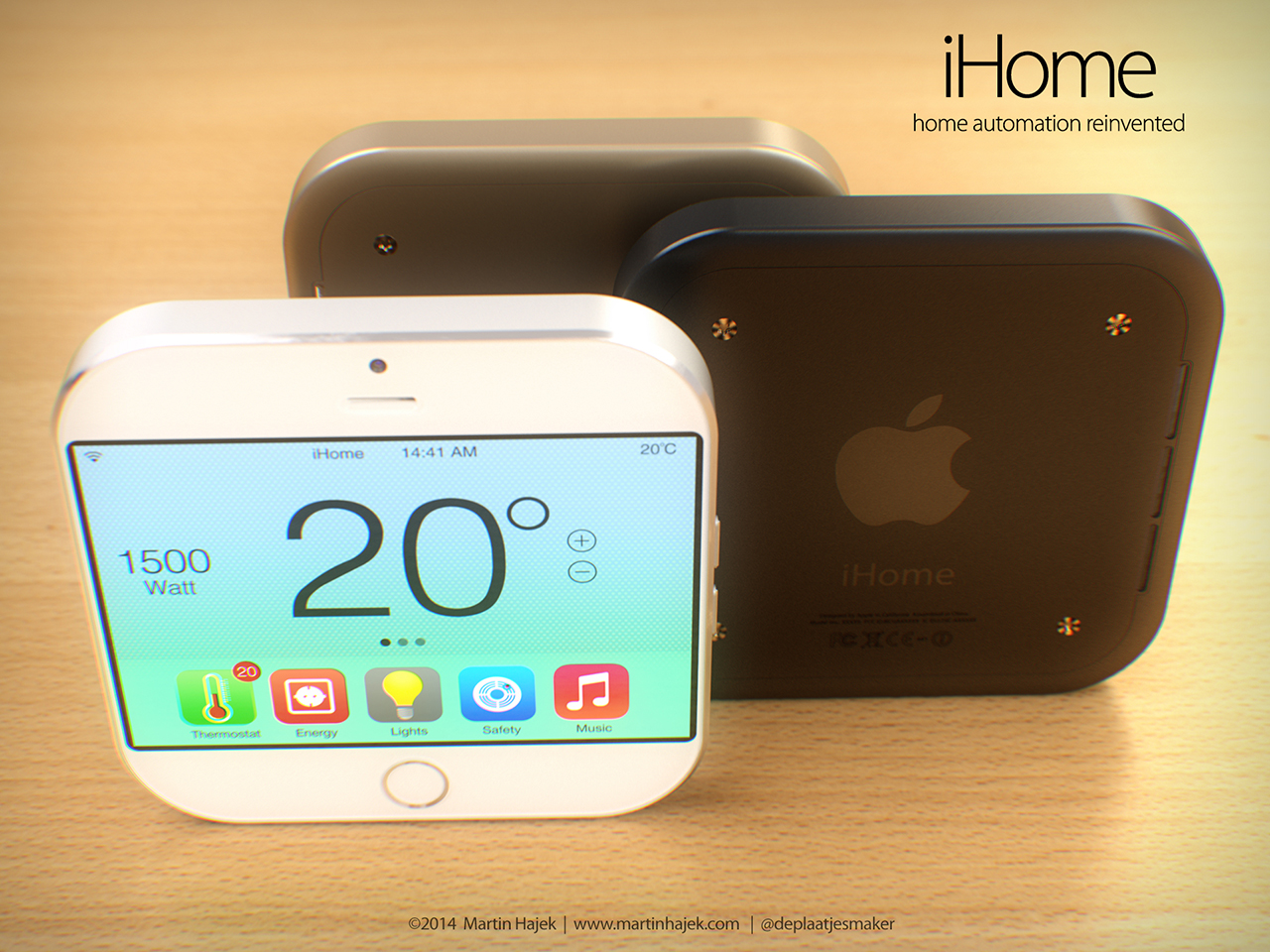 Apple ihome