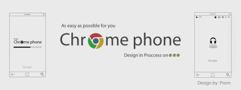 chrome phone concept