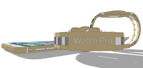 iPhone 6 iWatch Pro concept 4