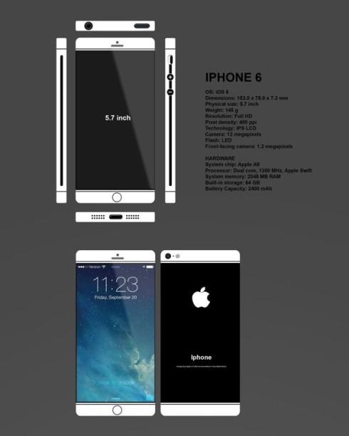 iphone 6 minimal 1