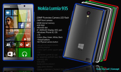nokia lumia 935