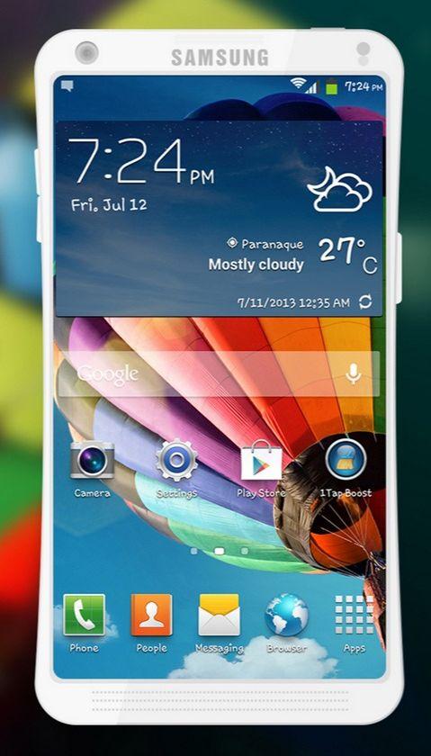 samsung galaxy concept phone 3