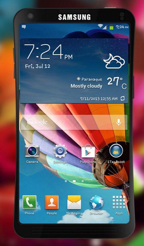 samsung galaxy concept phone 4