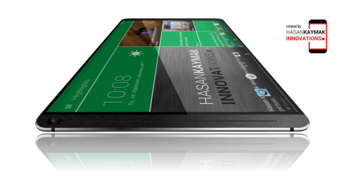 HTC T12 tablet concept 2