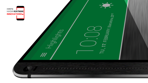 HTC T12 tablet concept 4
