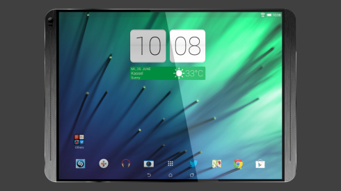 HTC T12 tablet concept 6