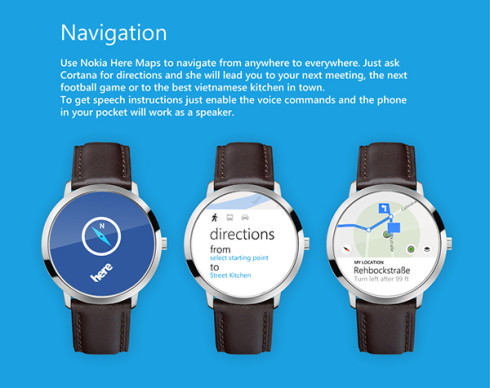 Microsoft smartwatch concept 6