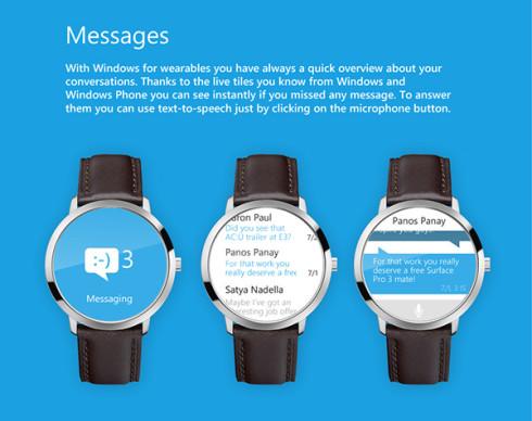 Microsoft smartwatch concept 8