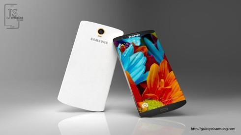 Samsung Galaxy S6 Jermaine Smit concept 3