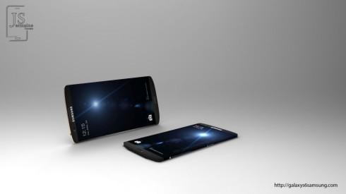 Samsung Galaxy S6 Jermaine Smit concept 5