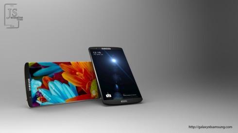 Samsung Galaxy S6 Jermaine Smit concept 6