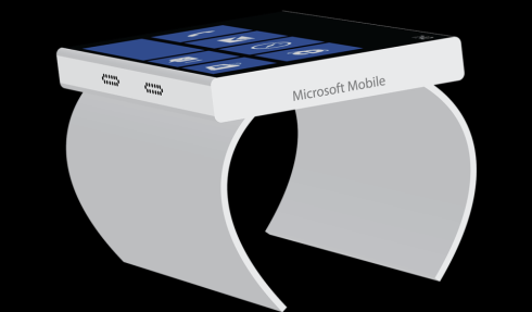 Windows Phone 9 bracelet concept 2