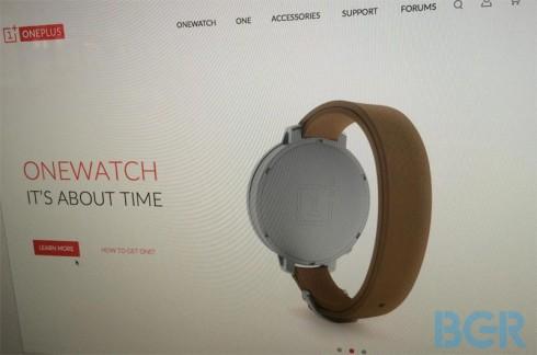 oneplus onewatch  1