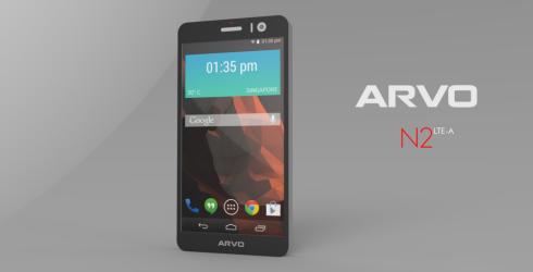 Arvo N2 phone concept 1