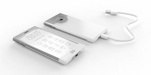 E-phone concept e ink 1