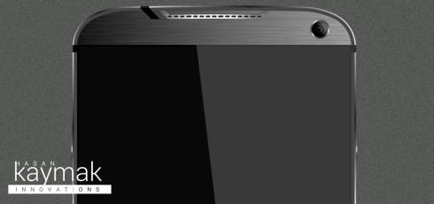 HTC One M9 concept Hasan Kaymak 3