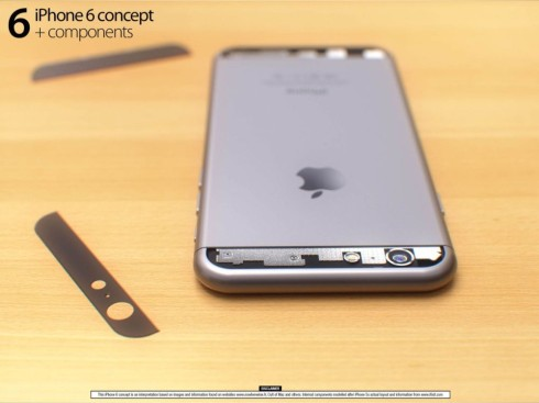 Martin Hajek iPhone 6 components 2