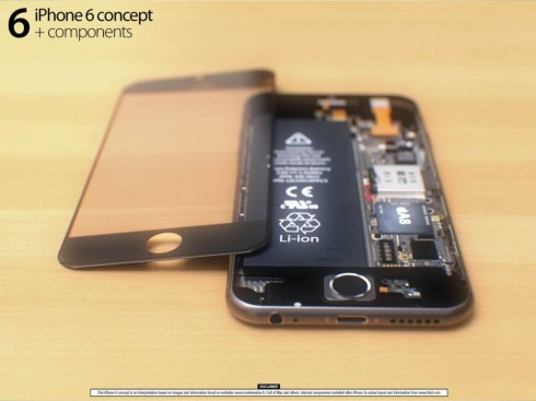 Martin Hajek iPhone 6 components 3