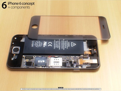 Martin Hajek iPhone 6 components 4