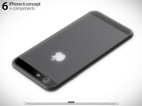 Martin Hajek iPhone 6 components 5