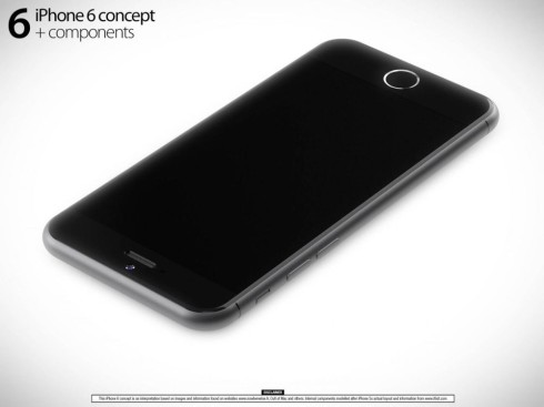 Martin Hajek iPhone 6 components 6