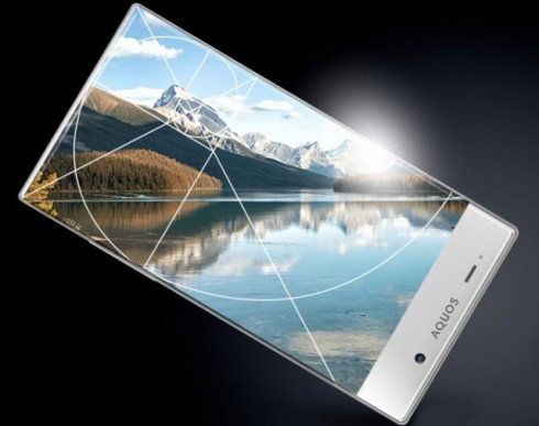 Sharp Aquos Crystal 6
