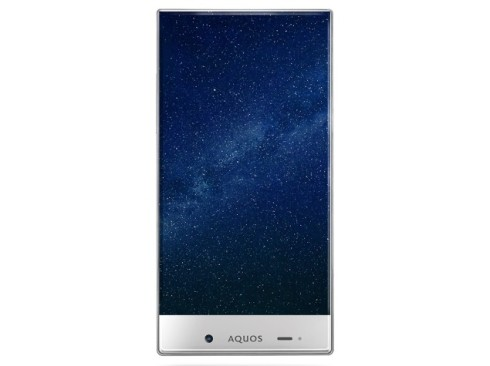 Sharp Aquos Crystal 8