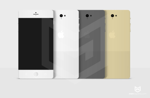 iPhone 6 narrow concept 1