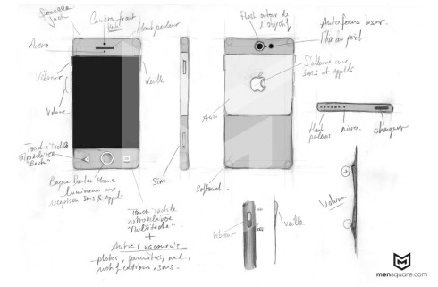 iPhone 6 narrow concept 2